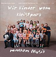 CD Cover - Wir Kinder vom Kleistpark